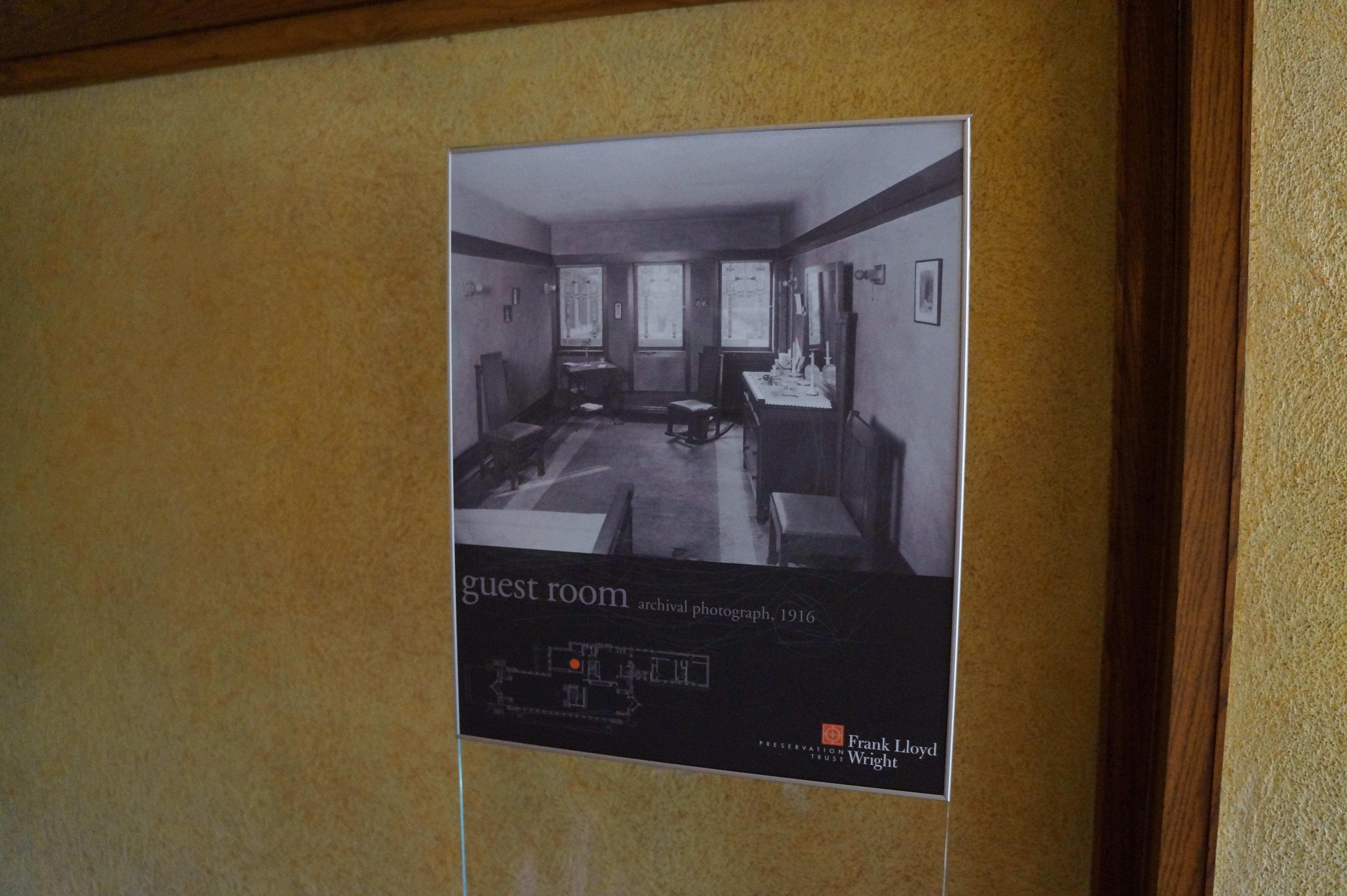 Visita a Robie House – Frank Lloyd Wright – Espaço da Raquel #64491F 5456 3632